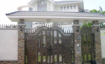 Mẫu cổng biệt thự đẹp -01