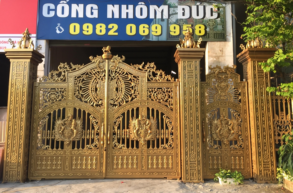 ung dung duc cong nhom duc