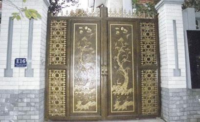Mẫu cổng biệt thự đẹp -HG8