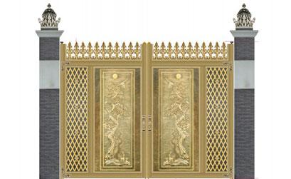 Mẫu cổng biệt thự đẹp-06