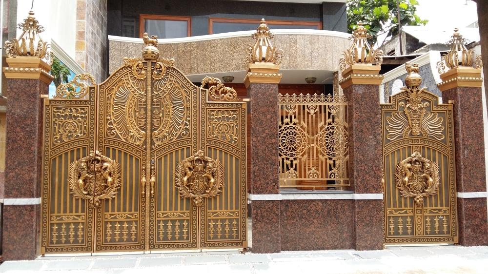 Cổng nhôm đúc cao cấp Biên Hòa - Chi Nhánh Biên Hòa Đồng Nai