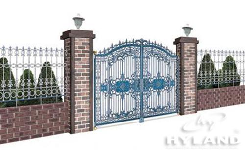 Ngôi nhà sang nhờ cổng đẹp | ảnh 4